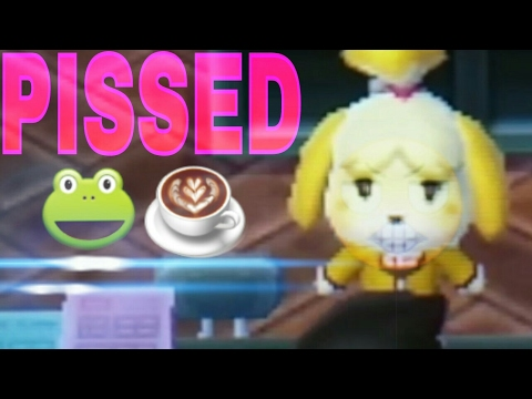 ACNL TROLLING (Isabelle Spills The Tea)