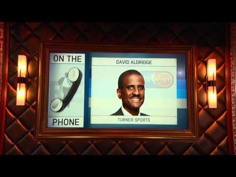 NBA on TNT Insider David Aldridge Talks Warriors, Cavs & More - 3/8/16
