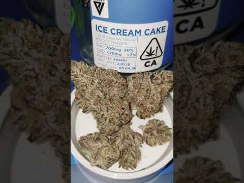 🥦🍪🍯🔥ICE CREAM CAKE ~COOKIES FAM STRAIN 🔥🍯🍪🥦 - YouTube