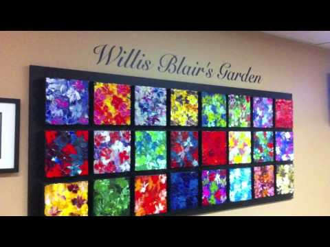 Growing Tile Gardens at the TEGH