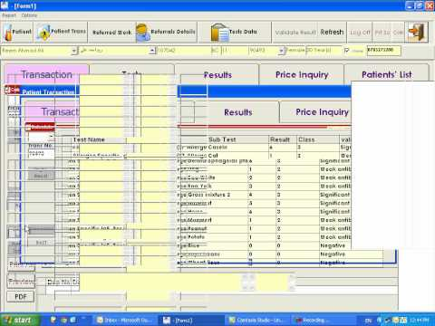 Software for Medical Labs
