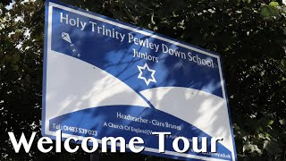Holy Trinity Virtual Welcome Tour