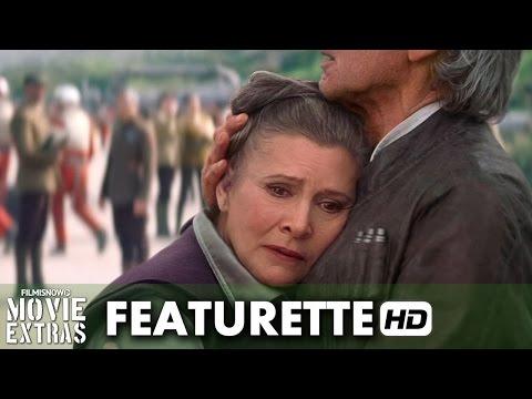 Star Wars: The Force Awakens (2015) Featurette - The Women