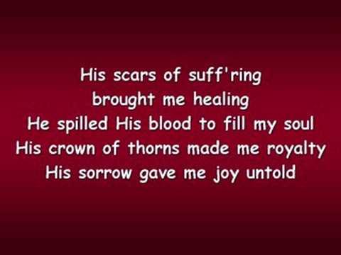 His Life For Mine (Worship Video W/ Lyrics)