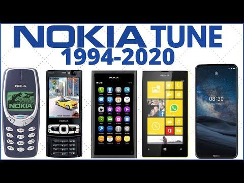 Nokia Tune Evolution | 1994-2020
