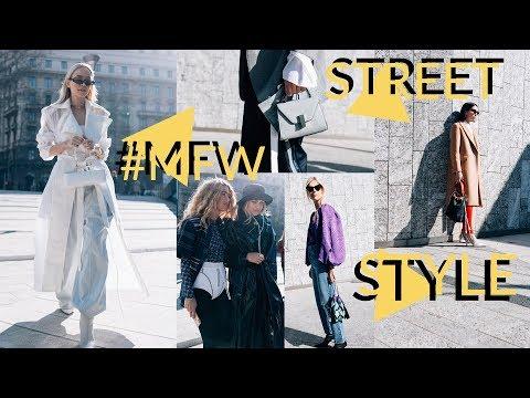 Street Style Milan Fashion Week | FW19 🔥