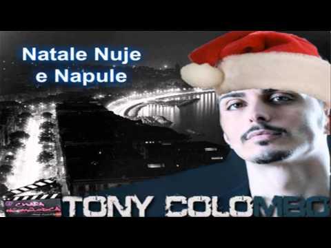 Tony Colombo - Natale Nuje e Napule - In esclusiva 2013 Radio Nuova San Giorgio