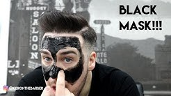 BLACK MASK!! || How To Apply Tutorial ||