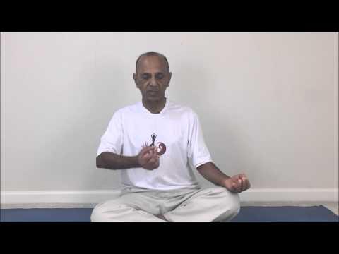 Rapid Breathing #Pranayama (Nadi Sanchalana)