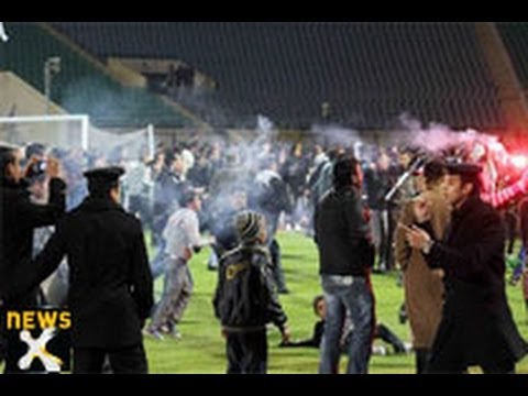 74 dead in Egypt stadium clash- NewsX
