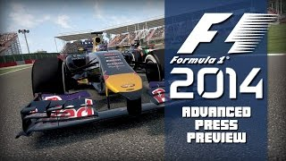 F1 2014 Gameplay - Canadian Grand Prix (Press Preview)