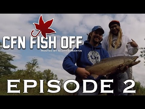 CFN Fish Off - Episode 2 (Multi-Species Fishing Tournament)