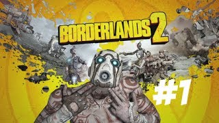 ps vita borderlands 2 gameplay part 1 welcome to the borderlands