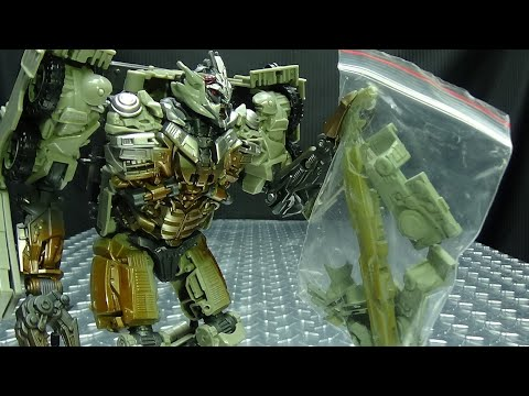 Perfect Effect MEGA DORAGON (Beast Wars Transmetals 2 Megatron): EmGo's Reviews N' Stuff from YouTube · Duration:  33 minutes 32 seconds