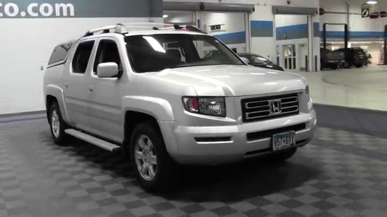 road test year toty news view review rtl ridgeline side the of truck honda