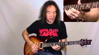 Pentatonic Poetry - #1 Easy Pentatonic Scale Magic - Guitar Lesson - Tobias Hurwitz