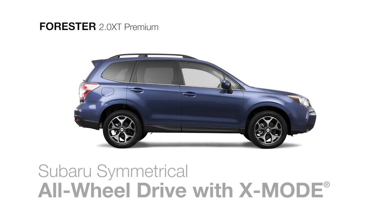 2015 subaru forester 2.0xt premium - youtube
