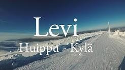 Levi - Tunturin huipulta kylään