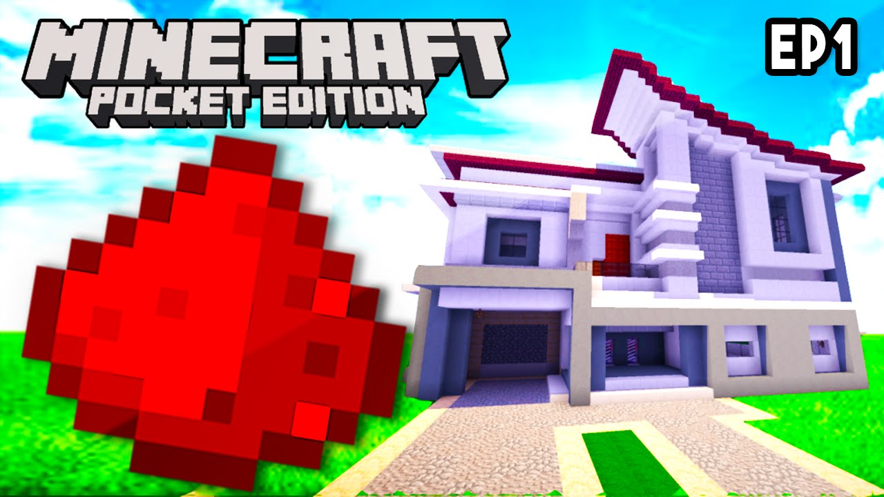 Modern building tutorial #1 minecraft xbox/playstation/pe/pc/wii.