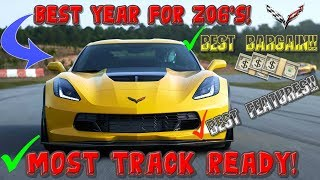DON'T buy a CORVETTE Z06 until you watch THIS! Details on WHICH year to buy and WHY!!