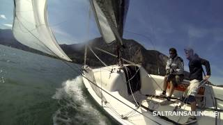 Seascape 18 Training Walchensee / Saltrain Sailing