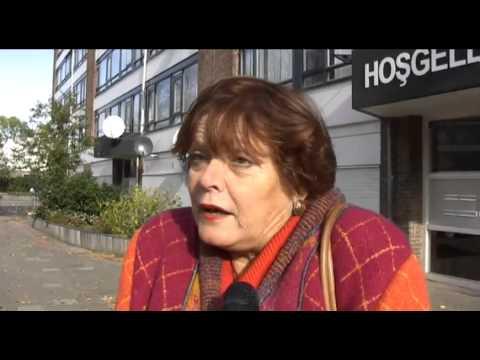 U in de wijk Kanaleneiland - Erik in gesprek met Ella Vogelaar over Kanaleneiland