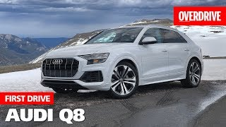 India-bound 2019 Audi Q8 | First Drive Review | OVERDRIVE