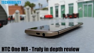 HTC One M8 Gold Developer Edition Full Review