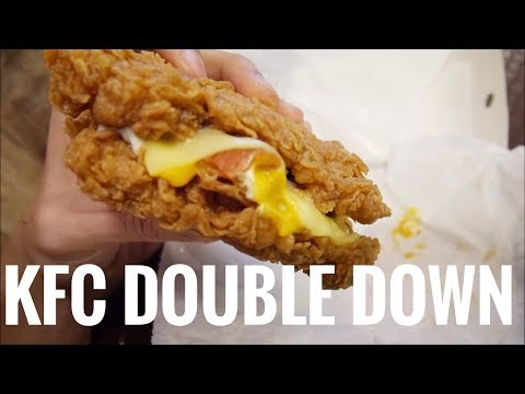 Review: KFC Double Down (Malaysia)