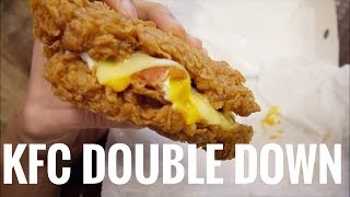 Video Review: KFC Double Down (Malaysia) download MP3, 3GP, MP4, WEBM, AVI, FLV Agustus 2017