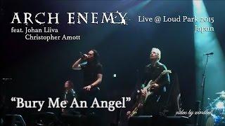Arch Enemy in Loud Park 2015 at Saitama Super Arena, Japan ( 10th O...