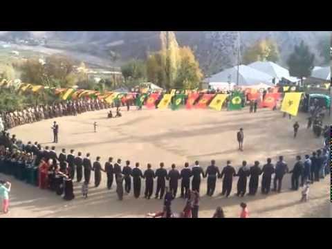 Kürt Halayları - Kürtçe Müzik -  Colemêrg Hakkari Düğünü