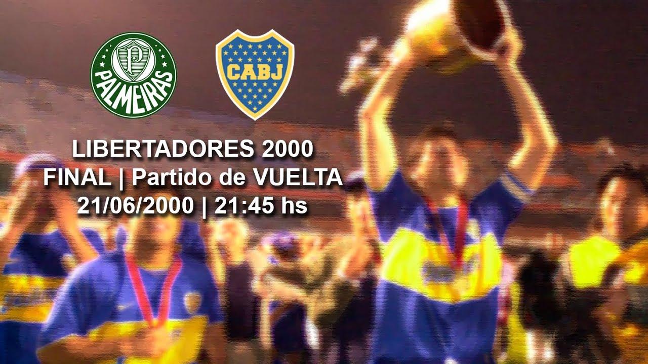 Palmeiras vs Boca | Copa Libertadores 2000 | Final | Partido de Vuelta (20 años después) EXTENDIDA