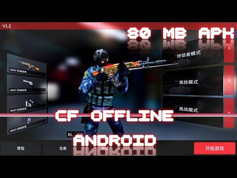 Crossfire Offline Android