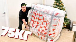 Самая Большая и Дорогая посылка с AliExpress!!! Розыгрыш того что внутри!