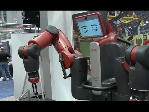 The future of collaborative robots on display at Automate 2015
