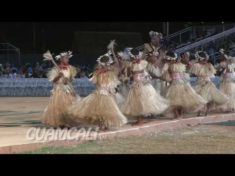 "GUAM FESTPAC 2016 ""REPUBLIC OF MARSHALL ISLANDS """