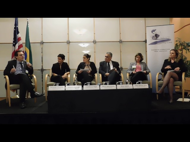 6/22/17 - The Future of US-Brazil Trade Relations - Panel Part 3
