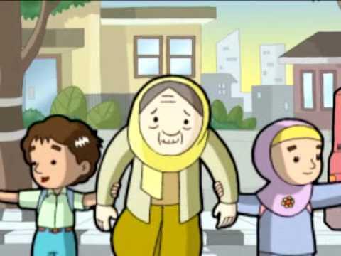 nasyid anak islam-jika aku
