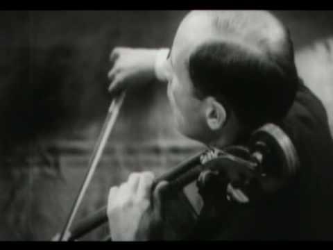 David POPPER : Spinning Song - Emanuel Feuermann (Cello)