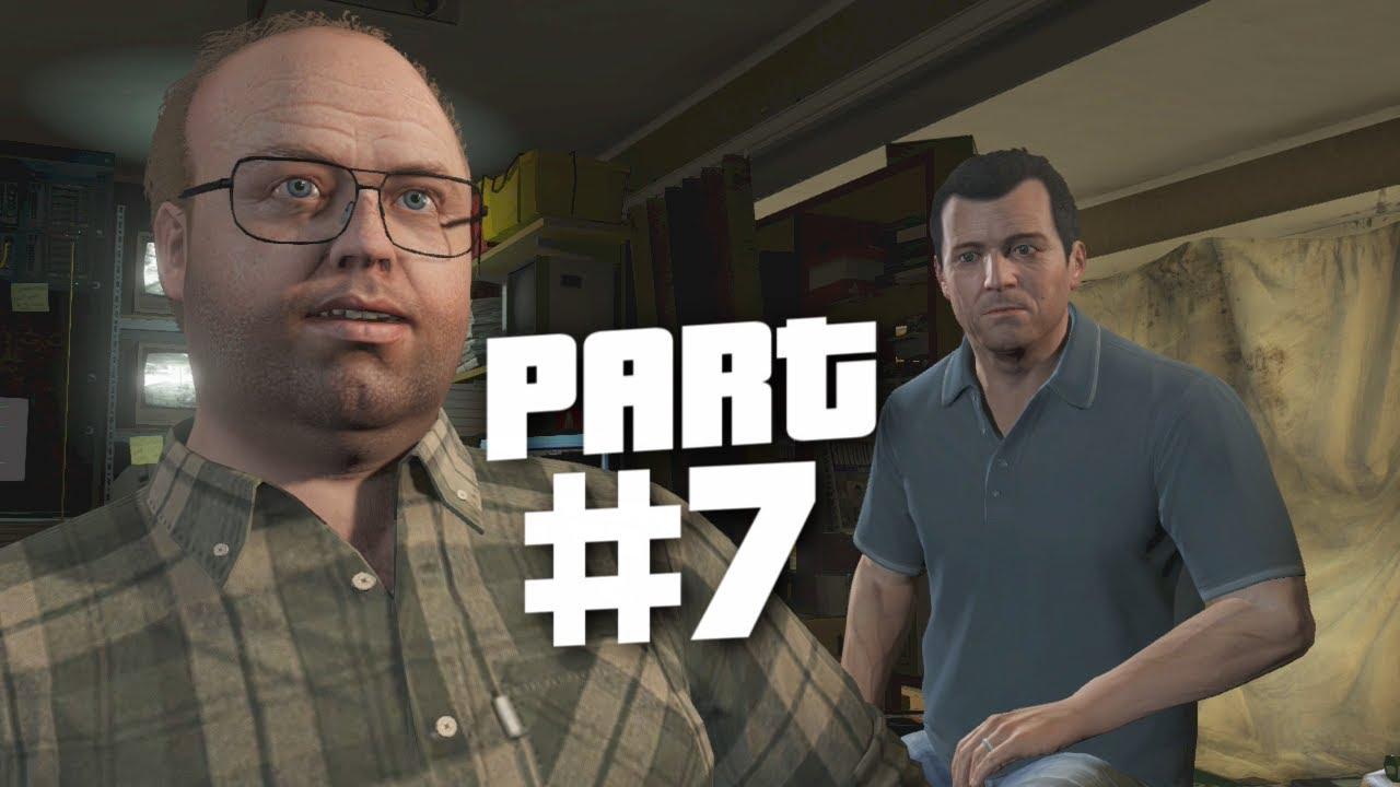 Grand Theft Auto 5 Gameplay Walkthrough Part 7 Marriage