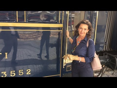 8 Minutes on the Venice Simplon-Orient-Express
