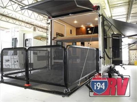 Sold 2014 Palomino Columbus 3800th Fifth Wheel Toy