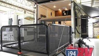 2014 Palomino Columbus 3800th Fifth Wheel Toy Hauler Luxury I94rv