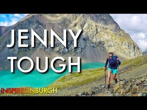 Jenny Tough - Go Find An Adventure | Inspired Edinburgh