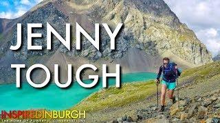 Jenny Tough - Go Find An Adventure   Inspired Edinburgh