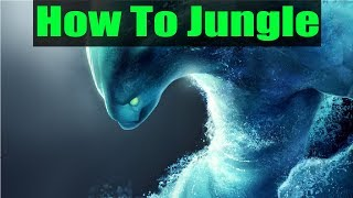 DoTa 2 How To Jungle Morphling Patch 7.22