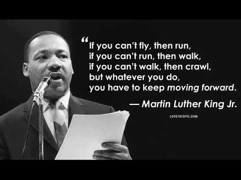 Martin Luther King Quotes on Capitalism, Poverty and Inequality - Rare