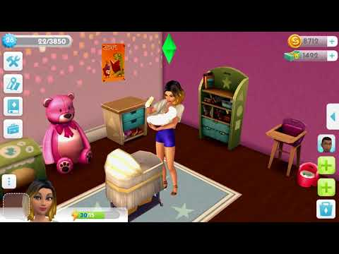 download game the sims mobile mod apk unlimited money
