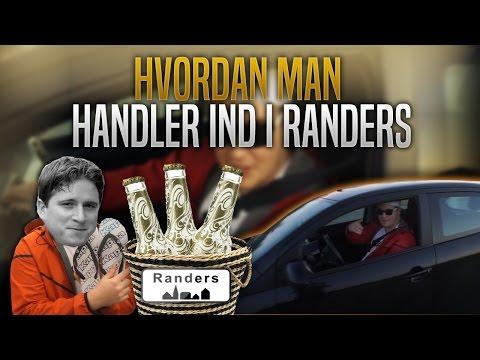 HVORDAN MAN HANDLER IND I RANDERS